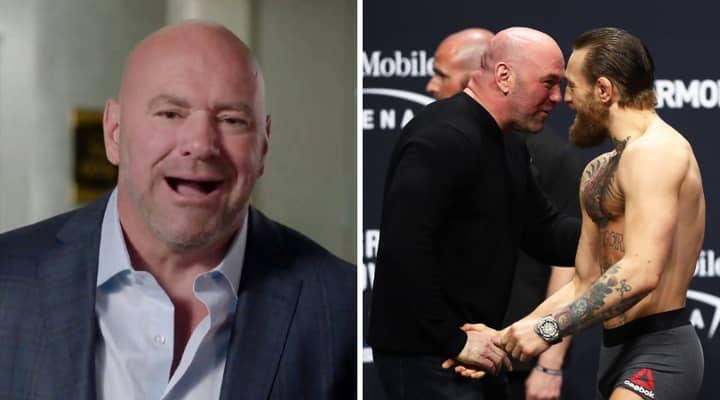 Dana White Drops Huge Hint Over Conor McGregor's UFC Return Date