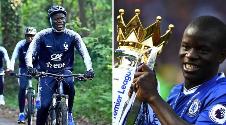 The Premier League Will Get Another Five Years Of N'Golo Kanté