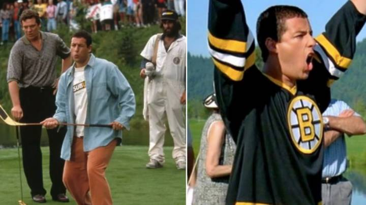 24 Years Ago Today: Happy Gilmore Defeated Shooter McGavin To Win The Tour Championship