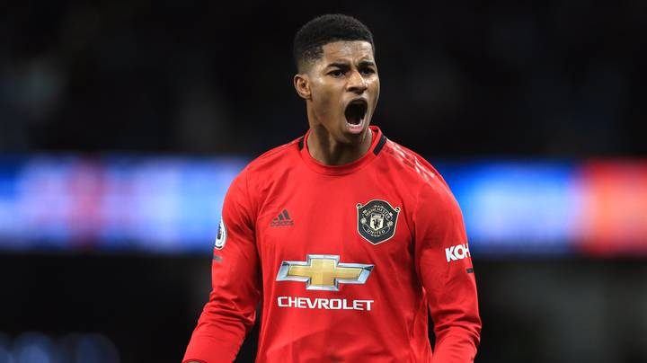 Marcus Rashford Reveals The Two Manchester United Players Similar To Paul Scholes