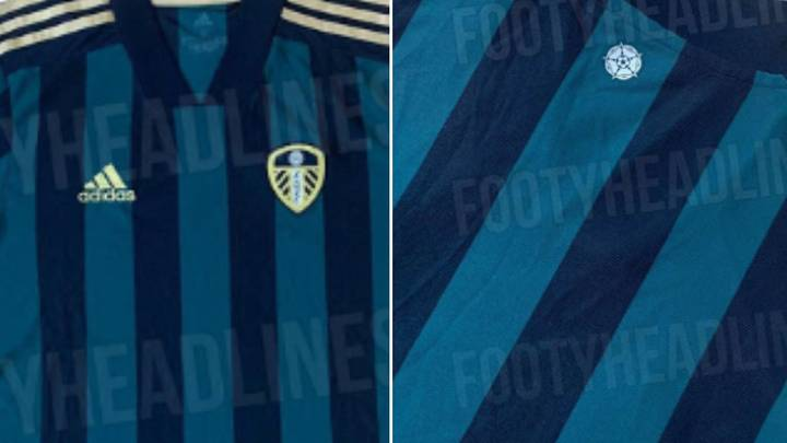 Leeds United's New Kit For Potential Premier League Return Emerges