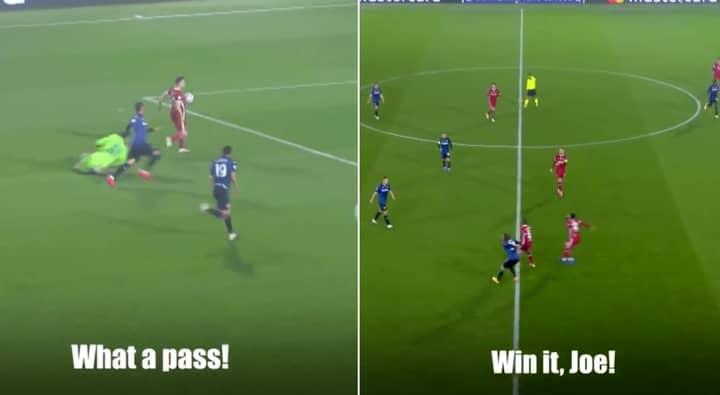 Video Emerges Of Jordan Henderson's Elite Mentality In Liverpool's Win Over Atlanta