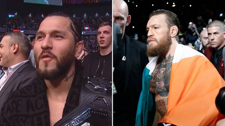 Jorge Masvidal Claims To Understand Why Conor McGregor Is Avoiding Him