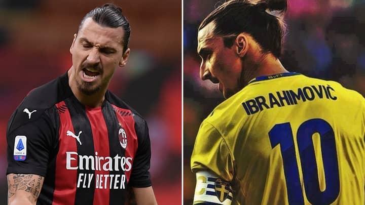 Zlatan Ibrahimovic Teases Sensational Return To Swedish National Team At 39-Years-Old