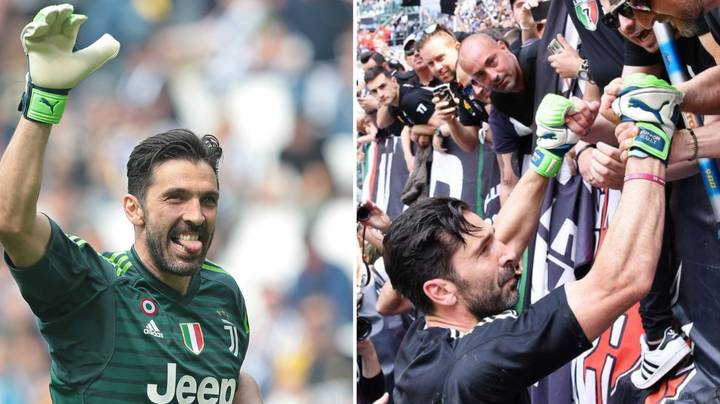 Gianluigi Buffon Is Set To Make Sensational Return To Juventus