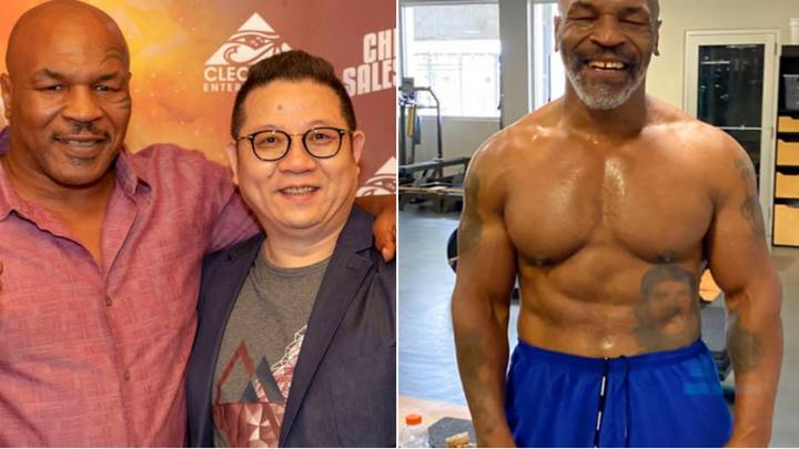 Mike Tyson's Body Transformation In Two Years Is Genuinely Incredible