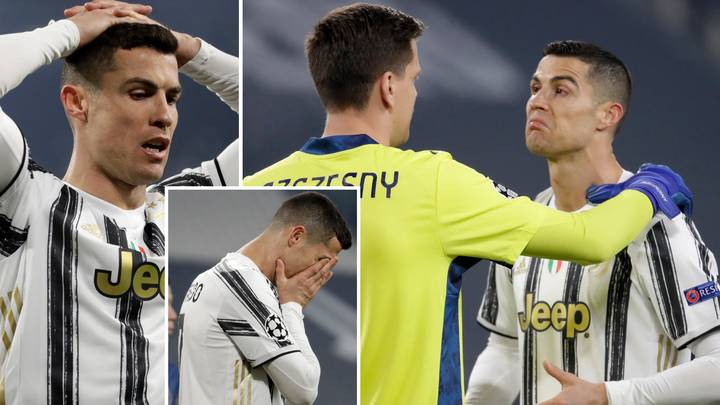 Juventus Legends Turn On Cristiano Ronaldo After His 'Unforgivable Mistake' Against Porto