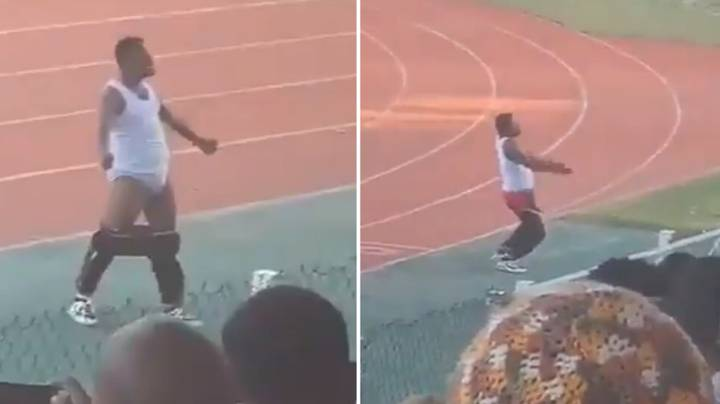 Coach In Zanzibar Banned For Six Months After Stripping During Celebration