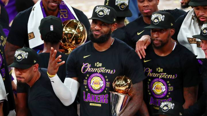 LeBron James And The LA Lakers Clinch NBA Championship In Fitting Tribute To Kobe Bryant
