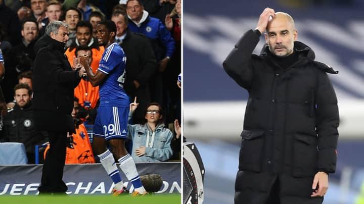 Samuel Eto'o Says He Prefers Jose Mourinho's Style To Pep Guardiola