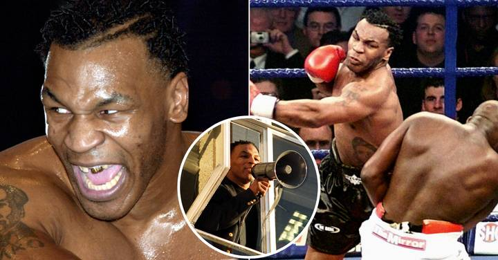 Mike Tyson's Only Fight In England Saw Five Savage Knockdowns In Four Minutes