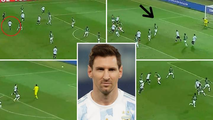 Lionel Messi Compilation vs Bolivia Shows His Incredible Argentina Form At The Copa America