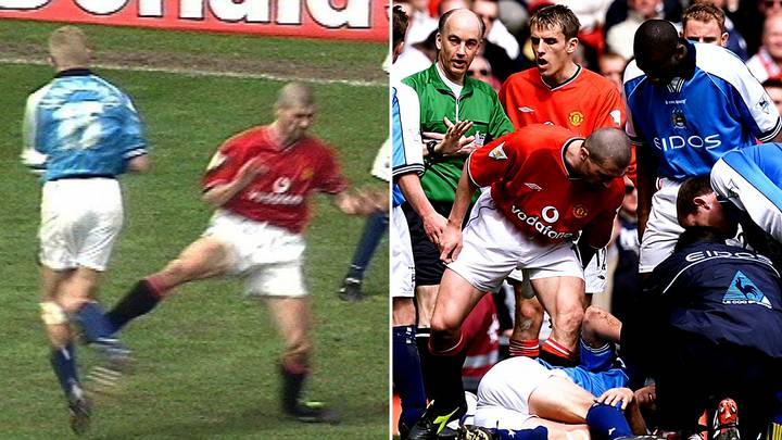 "Roy Keane ""Should Not Be Involved In Football"" For Sickening Alf-Inge Haaland Tackle"