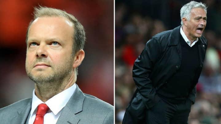 Man United Send Club Legends Message Asking Them Not To Criticise Jose Mourinho