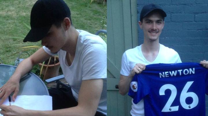 Chelsea Fan Goes Viral After Announces Himself as New Signing