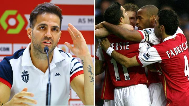 Cesc Fabregas Names Two Former Arsenal Teammates Who Could Have Played For Barcelona