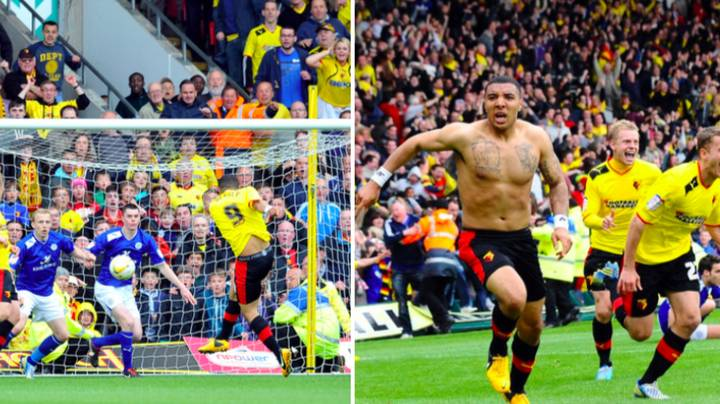 Seven Years Ago Today, That Watford-Leicester Play-Off Madness Took Place