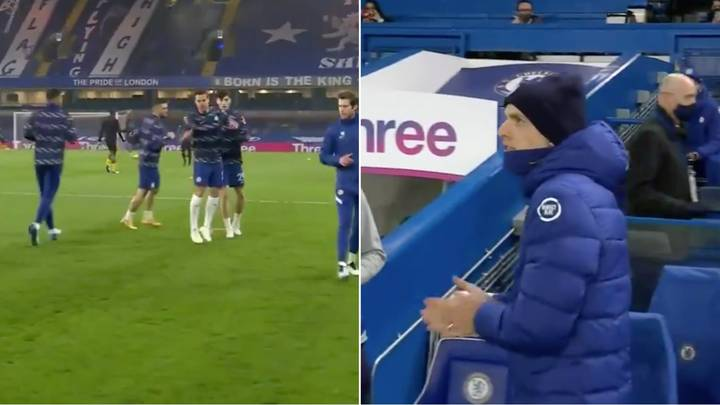'Another One Bites The Dust' By Queen Is Played Over Stamford Bridge PA System Before Kick-Off vs Wolves