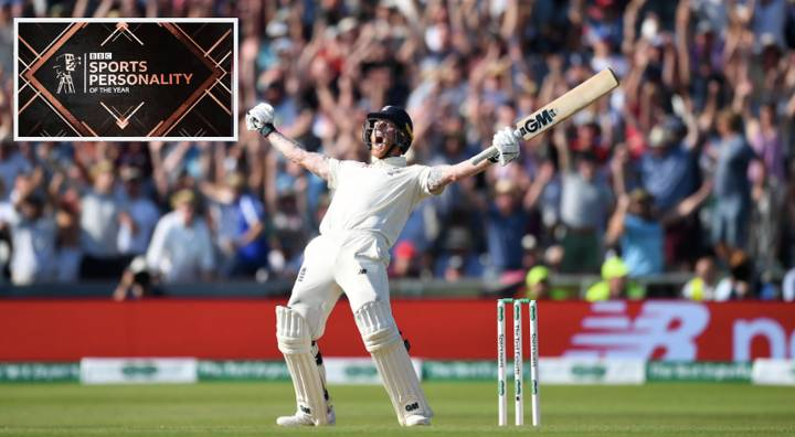Ben Stokes Is Odds-On Favourite To Win Sports Personality Of The Year After Ashes Heroics