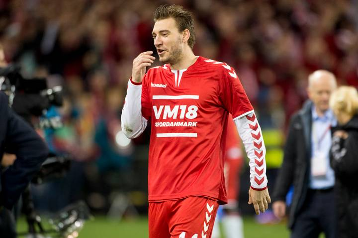 Nicklas Bendtner Is On His Way To Yet Another Club