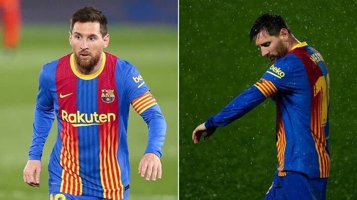 Lionel Messi Has 'More Or Less, Made Up His Mind' On His Next Career Move