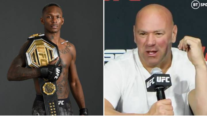 Israel Adesanya's Next Fight Will Be For Another UFC Title, Dana White Confirms