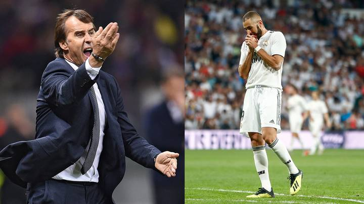 Bookies price up Real Madrid manager replacement