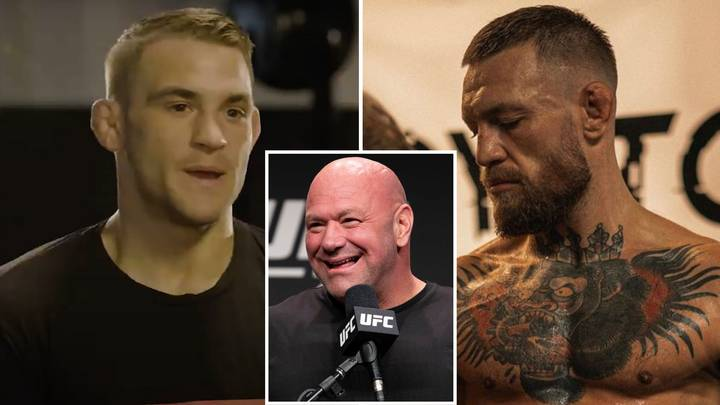 Dustin Poirier Asked For Rule Change For Conor McGregor Trilogy Fight, UFC Swiftly Rejected Request
