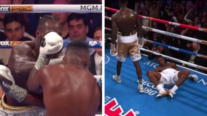 Wilder vs Ortiz Result: Deontay Wilder Knocks Out Luis Ortiz In Stunning Contest