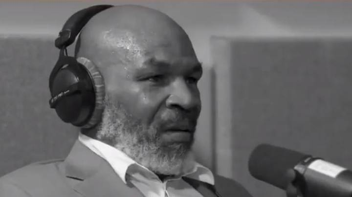 Mike Tyson Emotionally Talks About How Different He Is Now To When He Boxed