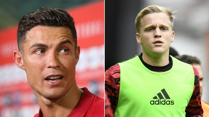 Cristiano Ronaldo's Return To Man United Is 'Bad News' For Donny van de Beek, Says Player's Agent