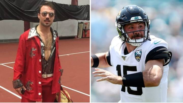 Gardner Flint Minshew II Might Be The Most Confident And Charismatic Man In The World