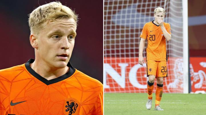 Donny Van De Beek's Nightmare Spell Continues As He Is Ruled Out Of Euro 2020