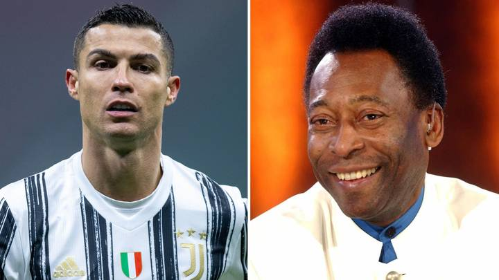 Juventus Superstar Cristiano Ronaldo Ranks Only Third In Greatest Goalscorers In Club Football History