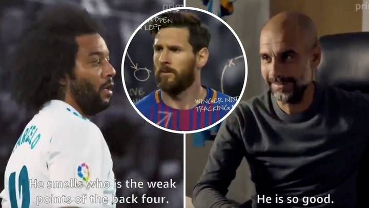 Pep Guardiola Explained Exactly Why Lionel Messi Is A Genius In Amazon Prime Documentary