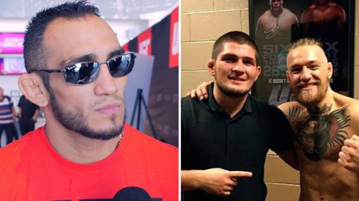 Tony Ferguson Claims Khabib Nurmagomedov Is 'Scared' And Should Be Stripped Of His Title