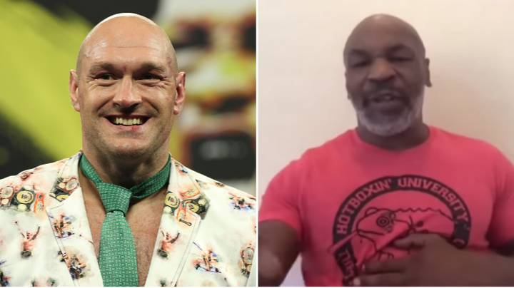 Mike Tyson Tells Tyson Fury To 'Stay The F**k Away From Normal' In Powerful Interview