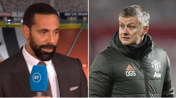 Rio Ferdinand Names The Surprising Player Manchester United Should Build Their Team Around