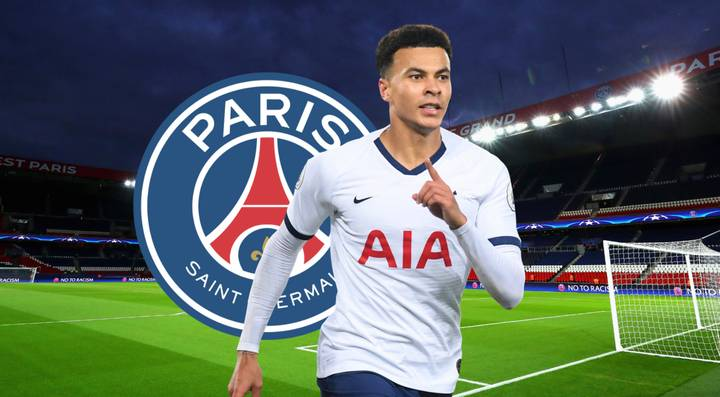 Paris Saint-Germain 'In Talks' To Sign Dele Alli From Tottenham