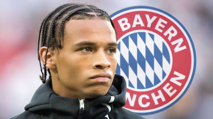 Leroy Sane Transfer From Manchester City To Bayern Munich Agreed