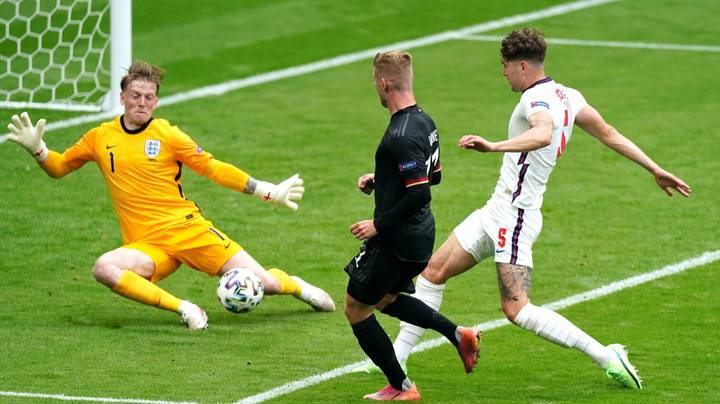 England Player Ratings vs Germany: Every Player Marked Out Of 10 at Euro 2020