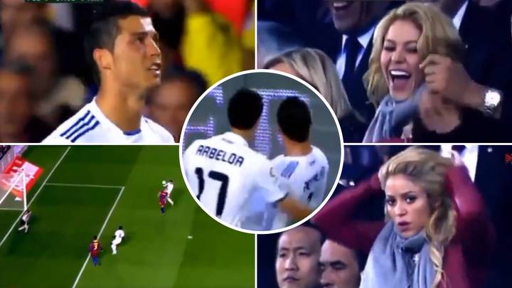 Cristiano Ronaldo Once Made Shakira Regret 'Mocking' Him By Showing His Elite Mentality