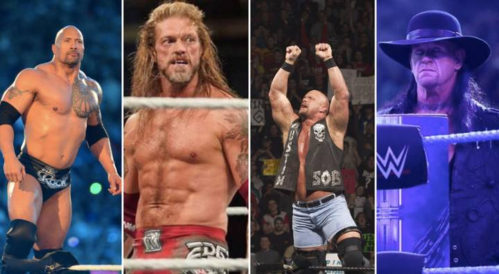 WWE Fans Have Voted For The 10 Greatest Wrestlers Of All Time