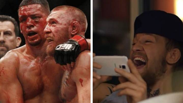 Conor McGregor And Nate Diaz Reignite Rivalry With Heated Twitter Spat