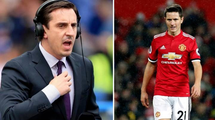 Ander Herrera Responds To Gary Neville's Leicester City Claim