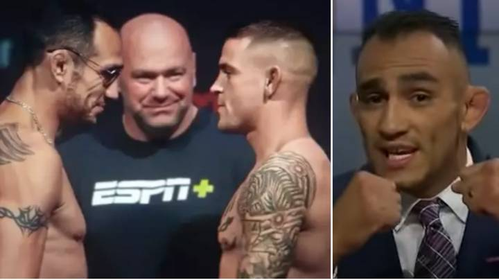 Tony Ferguson Sends Message To Dana White After UFC Fails To Reach Terms With Dustin Poirier