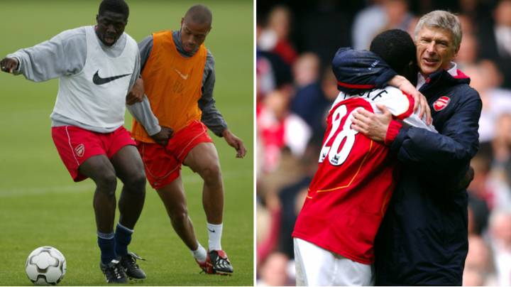 Kolo Toure's Epic Trial At Arsenal Is Still One Of The Greatest Stories In Football