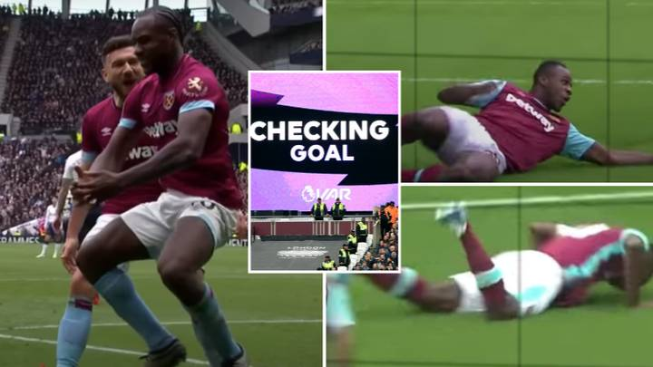 Michail Antonio Believes VAR Has 'Killed' His Goal Celebrations