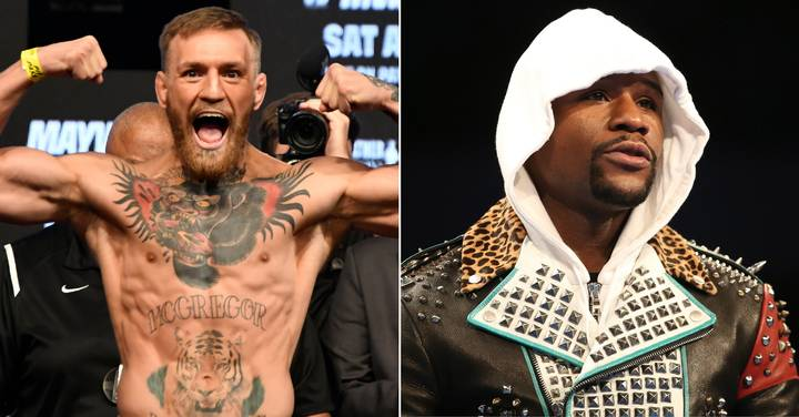 Conor McGregor Mocks Floyd Mayweather With Instagram Birthday Message