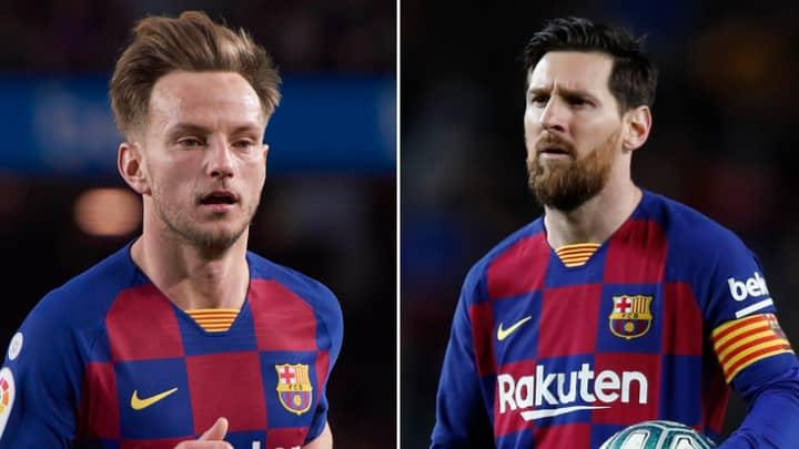 Ivan Rakitic Has Upset Barcelona Fans With His Recent Instagram Post